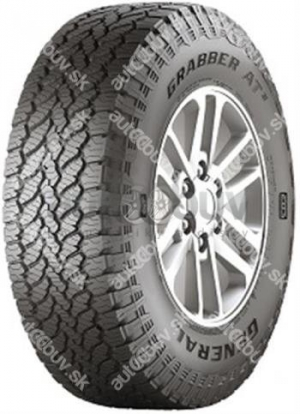 General Tire GRABBER AT3 255/55R19 111H